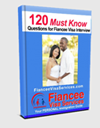 Sample Fiance K1 Interview Questions