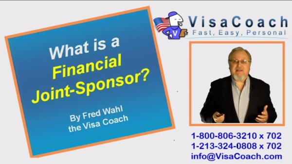 Joint Financial Sponsors for Fiance or Spouse Visas