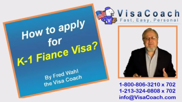 How to apply for K-1 Fiance Visa