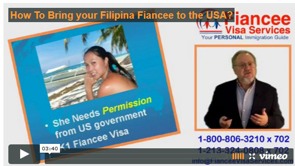 How to bring your Filipina Fiance to the USA