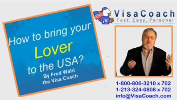 How to Bring your Love to the USA