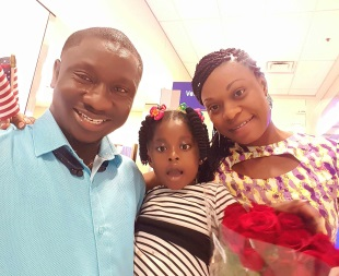 Gabriel + Gifty Spouse Visa Clients