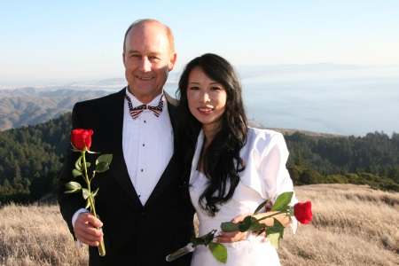 Mark & Ying Fiance Visa Clients